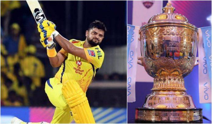 Suresh Raina speaks about IPL 2020