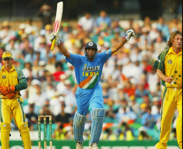 VVS Laxman's Maiden ODI Century which Leads India to Win the Series Against Australia