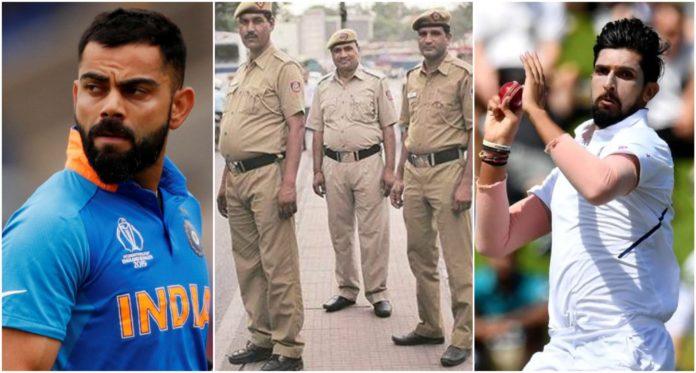 Virat Kohli, Ishant Sharma applaud Delhi Police for serving people during COVID-19 lockdown