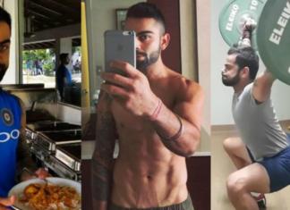 Indian captain Virat Kohli reveals why he stopped eating meat