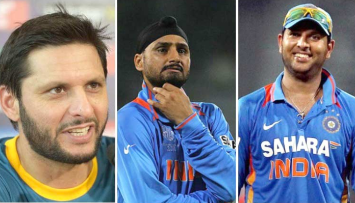 Indian Cricketers Yuvraj Singh and Harbajan Singh Face Backlash For Supporting Pakistan's Coronavirus Campaign