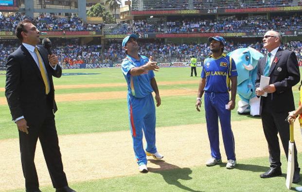 Indian vs Sri Lanka 2011 World cup finals