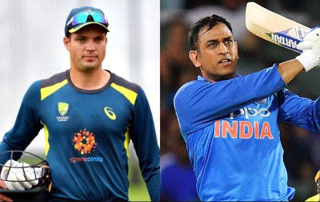 Australia Keeper Alex Carey Keen to Emulate MS Dhoni's Path, Says I Would Love to Become Half as Good as Him