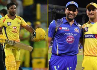Ambati Rayudu picks favourite IPL team between CSK and Mumbai Indians