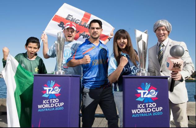 Australia to host T20I