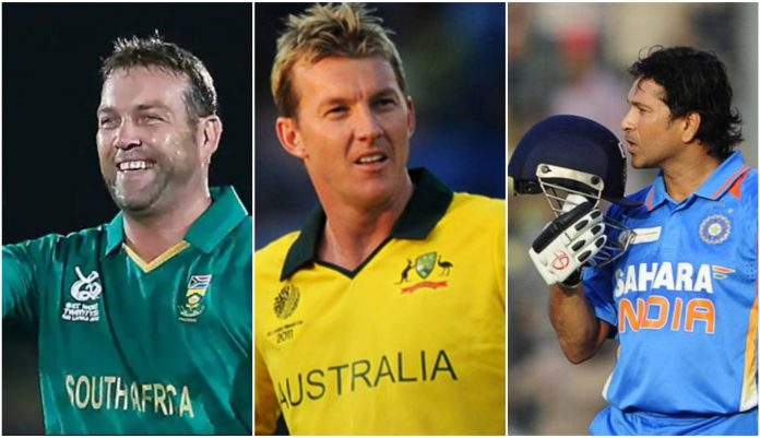 Brett Lee's best batsman and most complete cricketer