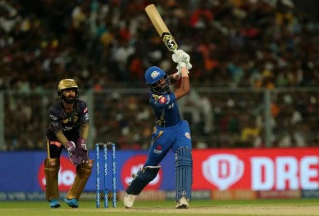 Hardik Pandya fifty off 17 balls in IPL