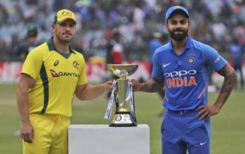 Australia VS India 2020-2021 updates schedule