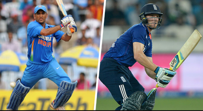 Jos Buttler expresses admiration for MS Dhoni The English wicket-keeper batsman recently eulogized the legendary Indian cricketer.