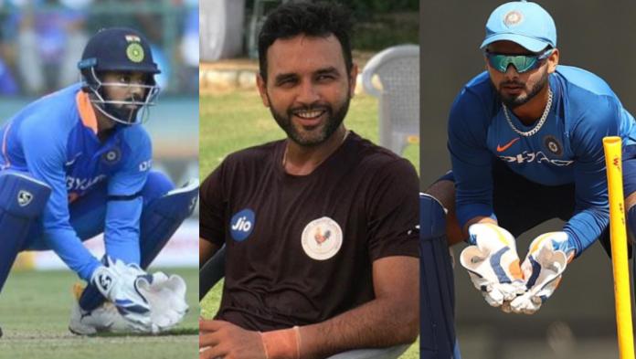 next Indian cricket wicket keeper KL Rahul or Rishabh Pant