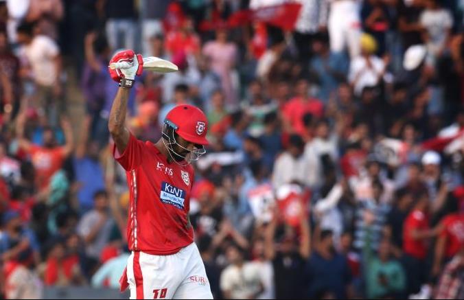 KL Rahul, KXIP vs DD, Fastest Fifty off 14 balls