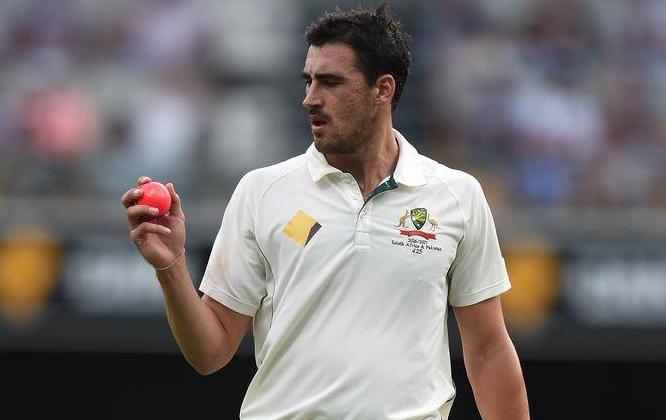 Australia vs India pink ball test match