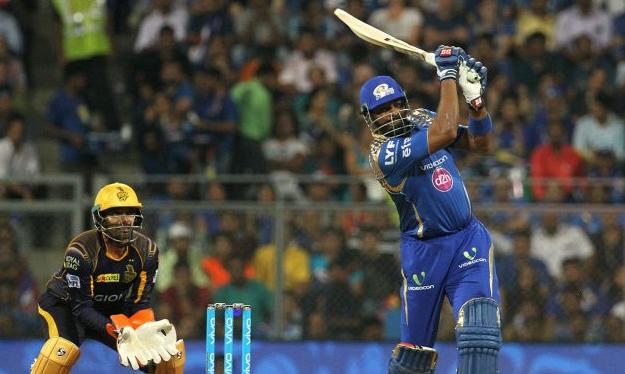 Pollard fastest half century in IPL