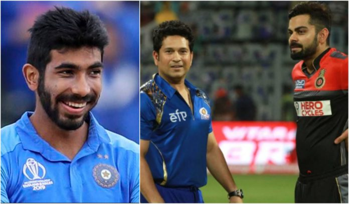 Sachin Tendulkar or Virat Kohli: Who is better? Jasprit Bumrah answers