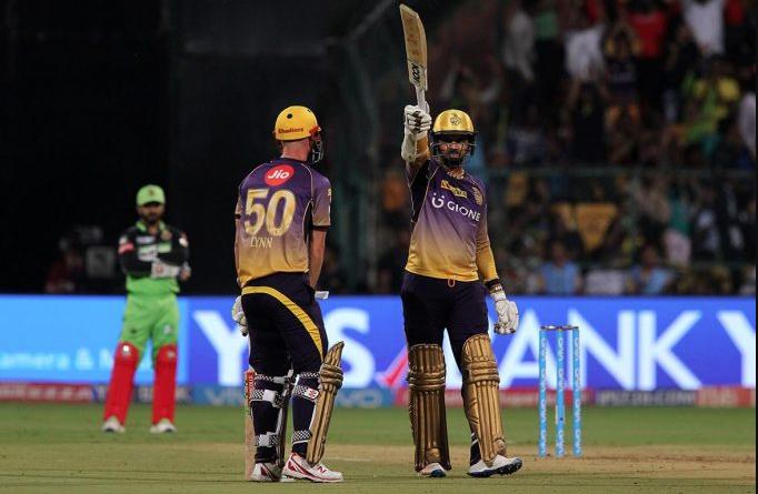 Sunil Narine, KKR vs RCB, 2017 off 15 balls