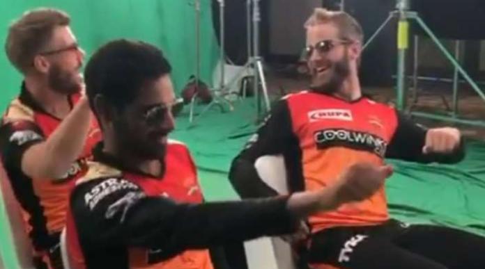 Warner Shares Hilarious Video featuring Kane Williamson, Bhuvneshwar Kumar