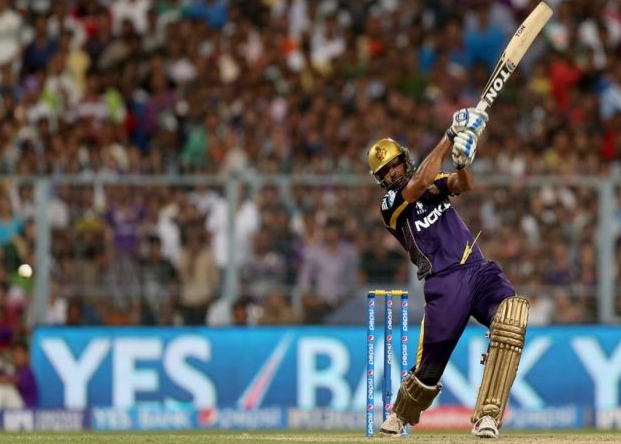 Yusuf Pathan, KKR vs SRH, 2014 - off 15 balls