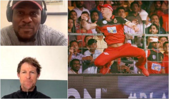 Ab de Villiers best catch