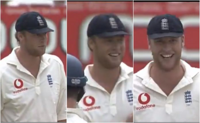 Andrew Flintoff Recalls his 2004 Sledge against West Indies