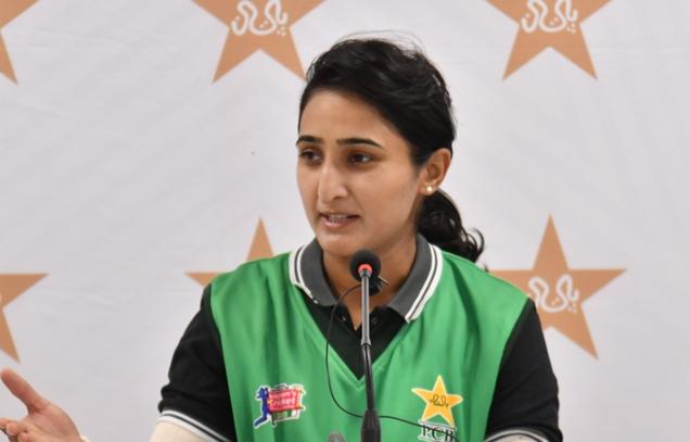 Bismah Maroof as Pakistan women's cricket team captain