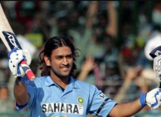 Dhoni carrier best 183* against Sri Lanka