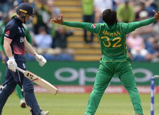 England vs Pakistan 2020