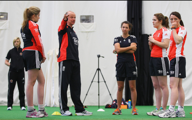 List of England women cricketers to resume training