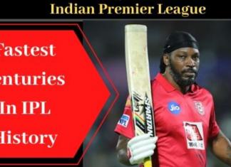 Fastest Hundred in IPL