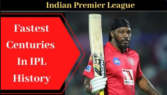 Top 20 fastest IPL centuries