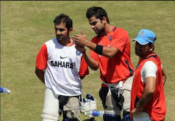 Dhoni deserves full credit for Virat Kohli's successful test carrier