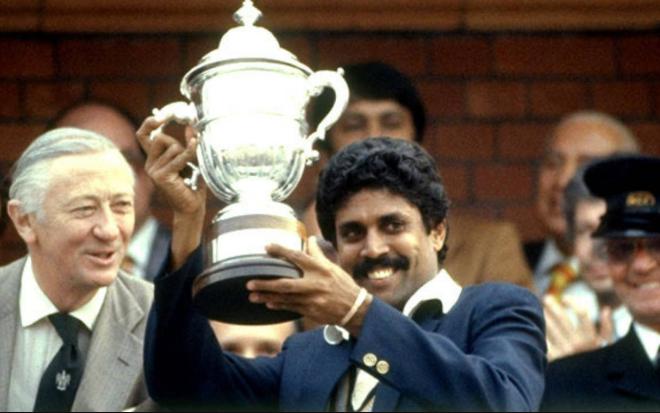 India won 1983 World Cup