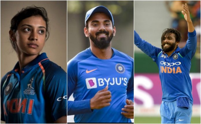 Indian cricketers received notice from National Anti-Doping Agency