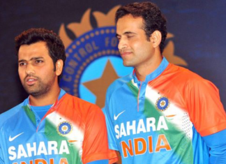 Rohit Sharma Irfan Pathan