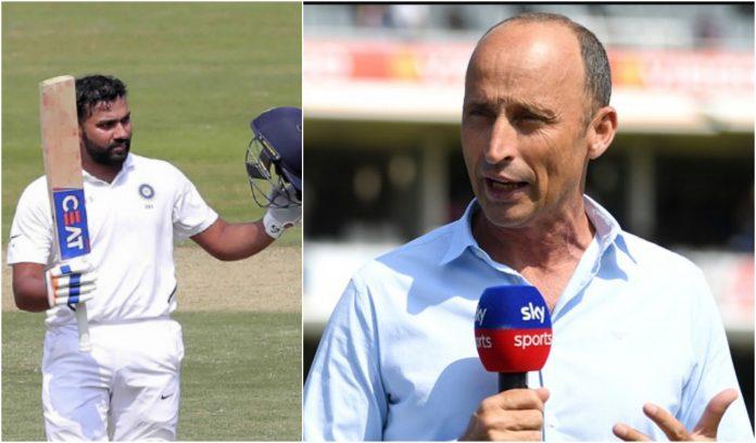 Nasser Hussain Praises Rohit Sharma ahead of India's tour of Australia