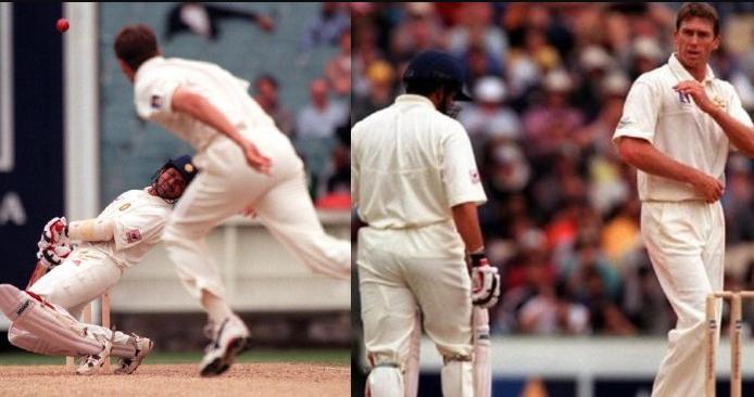 Sachin Tendulkar vs Glenn McGrath in 1999