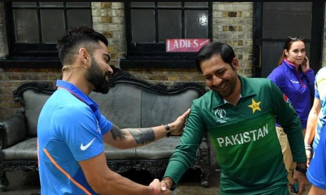 Sarfaraz Ahmed claims Virat Kohli as World's Number 1 Batsman