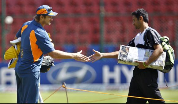 Shane Watson Calls Rahul Dravid as Dominant Force in World Cricket