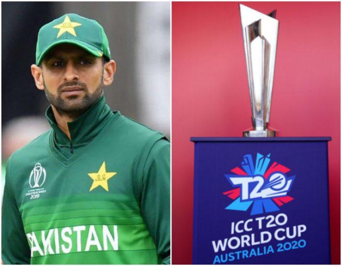 Shoaib Malik believes Pakistan would lift T20 WC 2020
