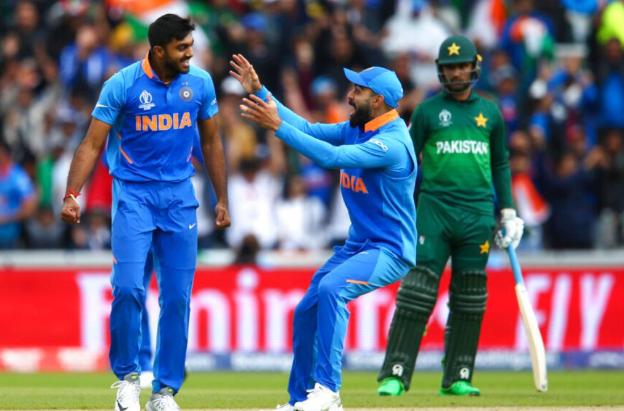 Pakistani fan abused Vijay Shankar
