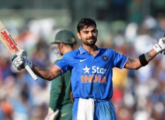 Virat Kohli T20I debut match