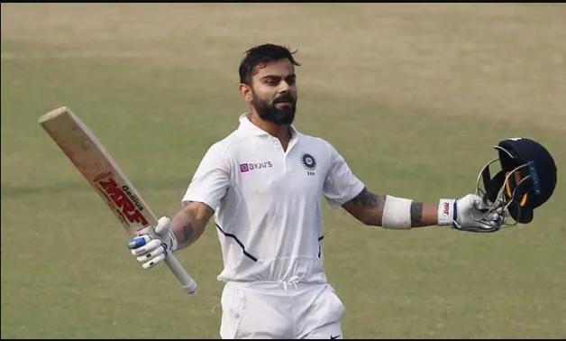 Virat Kohli test debut
