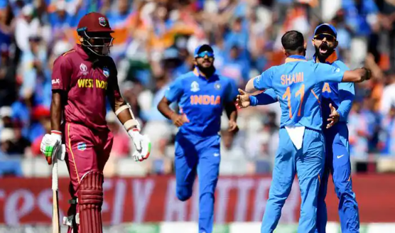 India vs West Indies 2019 world cup