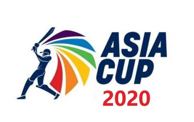 Asia cup 2020 updates