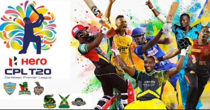 Caribbean Premier League (CPL) 202 Schedule and Timing