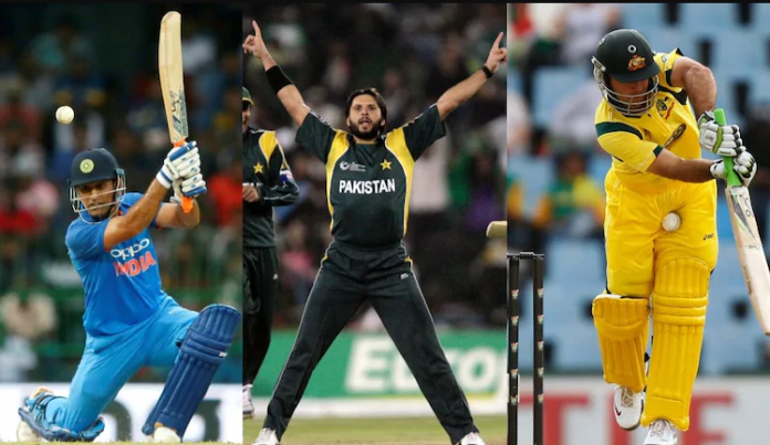 Afridi picks Dhoni as best captain over Ponting