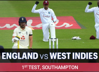 England vs West Indies 1st Test