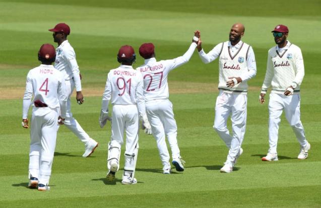 England vs West Indies 2020