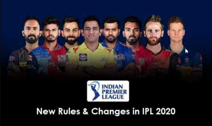 IPL 2020 new rules and security protocols