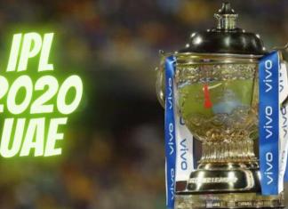 IPL 2020 to host by UAE