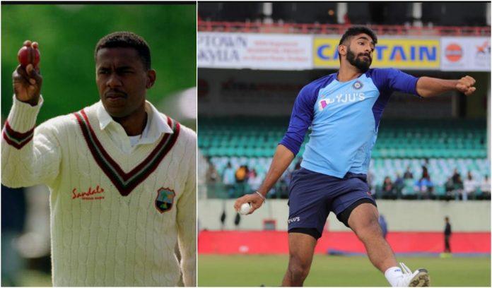 Ian Bishop praises India's fast bowler Jasprit Bumrah